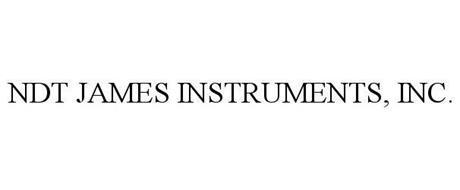 NDT JAMES INSTRUMENTS, INC.