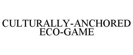 CULTURALLY ANCHORED ECO-GAME