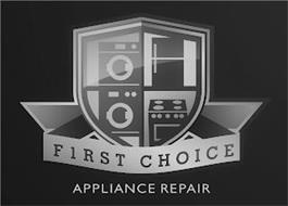 FIRST CHOICE APPLIANCE REPAIR