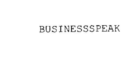 BUSINESSSPEAK