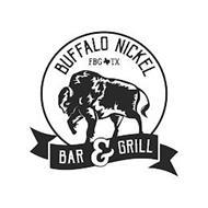 BUFFALO NICKEL BAR & GRILL FBG TX