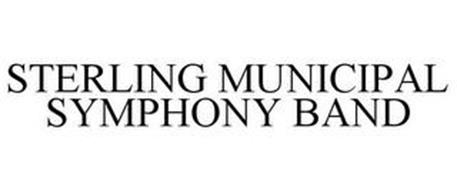 STERLING MUNICIPAL SYMPHONY BAND