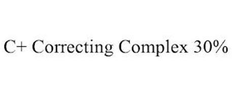 C+ CORRECTING COMPLEX 30%