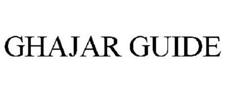 GHAJAR GUIDE