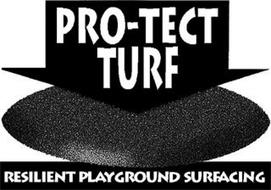PRO-TECT TURF RESILIENT PLAYGROUND SURFACING