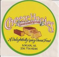 CHEESE HOOIES SEVEN WINDS KITCHEN A DELIGHTFULLY SPICY CHEESE TREAT LOGAN, AL 256 734-0246