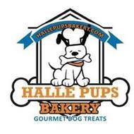 HALLE PUPS BAKERY GOURMET DOG TREATS