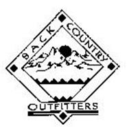 BACK COUNTRY OUTFITTERS
