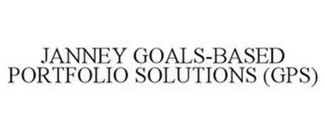 JANNEY GOALS-BASED PORTFOLIO SOLUTIONS (GPS)