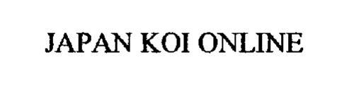 JAPAN KOI ONLINE