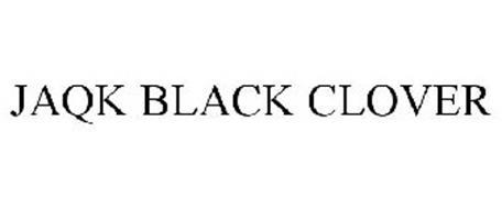 JAQK BLACK CLOVER