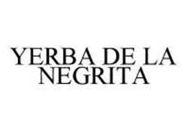 YERBA DE LA NEGRITA