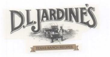 D.L. JARDINE'S TEXAS RANCH RECIPES