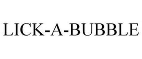 LICK-A-BUBBLE