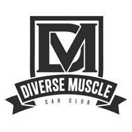 DM DIVERSE MUSCLE CAR CLUB