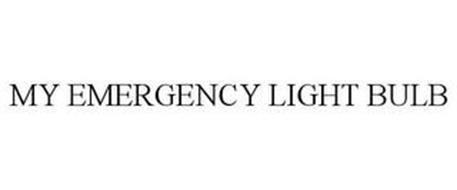 MY EMERGENCY LIGHT BULB