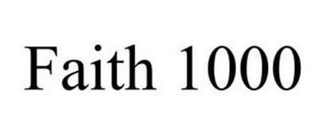 FAITH 1000