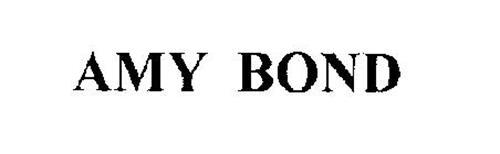AMY BOND