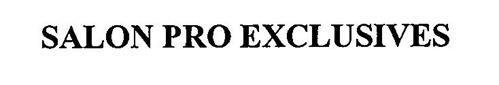 SALON PRO EXCLUSIVES