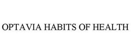 OPTAVIA HABITS OF HEALTH