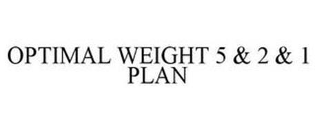 OPTIMAL WEIGHT 5 & 2 & 1 PLAN