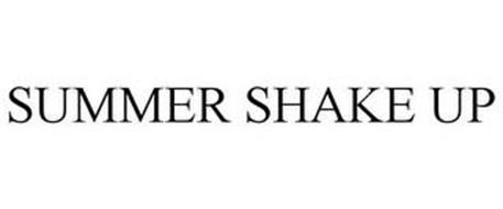 SUMMER SHAKE UP