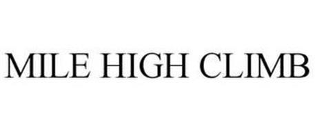 MILE HIGH CLIMB