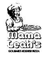 MAMA LEAH'S GOURMET KOSHER PIZZA