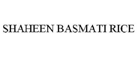 SHAHEEN BASMATI RICE