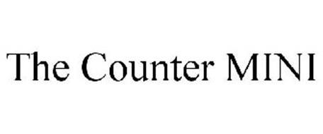 THE COUNTER MINI