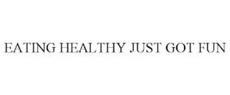 EATING HEALTHY JUST GOT FUN