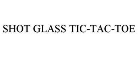 SHOT GLASS TIC-TAC-TOE