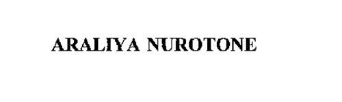 ARALIYA NUROTONE