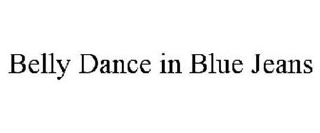 BELLY DANCE IN BLUE JEANS