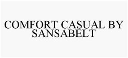 COMFORT CASUAL BY SANSABELT