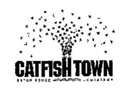 CATFISH TOWN BATON ROUGE LOUISIANA