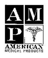 A M P AMERICAN MEDICAL PRODUCTS