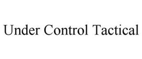 UNDER CONTROL TACTICAL