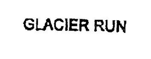 GLACIER RUN