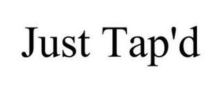 JUST TAP'D