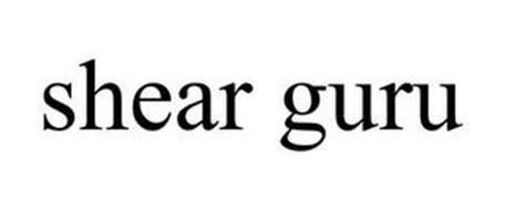 SHEAR GURU