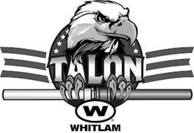 TALON W WHITLAM