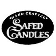 HAND CRAFTED SAFED CANDLES