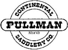 PULLMAN BRAND CONTINENTAL SADDLERY CO.