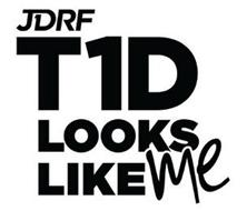 JDRF T1D LOOKS LIKE ME