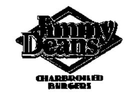JIMMY DEANS CHARBROILED BURGERS