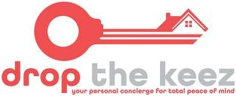 DROP THE KEEZ YOUR PERSONAL CONCIERGE FOR TOTAL PEACE OF MIND