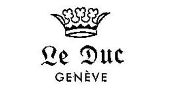 LE DUC GENEVE
