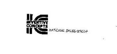 IC INVENTIVE CONCEPTS NATIONAL SALES GROUP