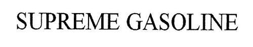 SUPREME GASOLINE